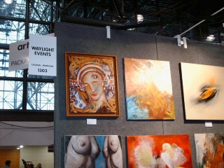 Waylight Artexpo New York 2007