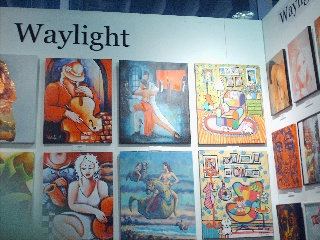 Waylight Artexpo New York 2013